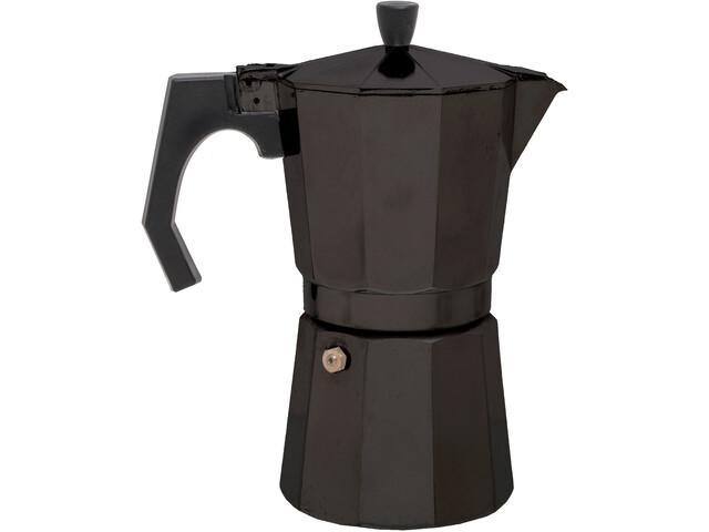 Relags Bellanapoli Cafetière à espresso 9 tasses, black